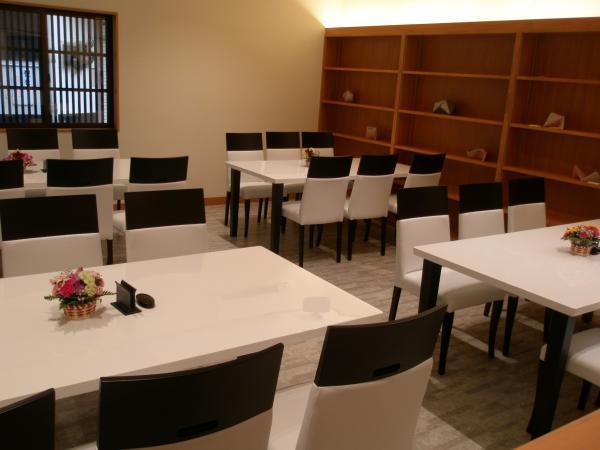 1階喫茶室