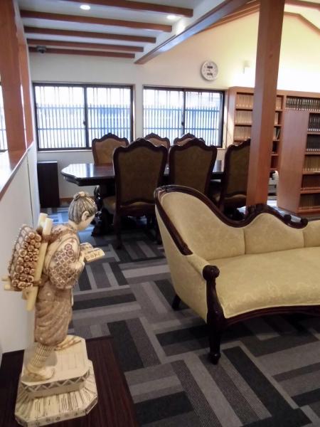 大町文庫・海鮮一鰭の人形さま