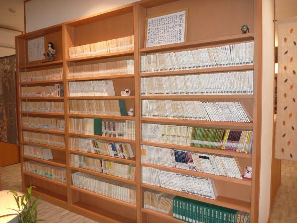 13年9月、大町文庫を開設しました