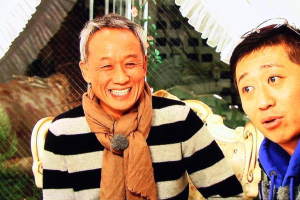 西村雅彦さんとヤンさん