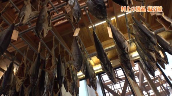 その為干場の天井は吹き抜けになっています。